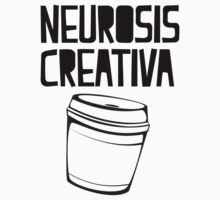 Neurosis Creativa by Honeyboy Martin