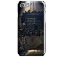 Demons come out to play iPhone Case/Skin