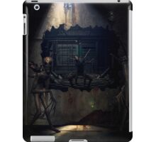 Demons come out to play iPad Case/Skin