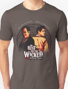 No Rest For The Wicked T-Shirt