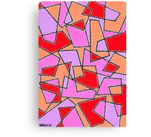 PLAYFUL SURFACES Canvas Print