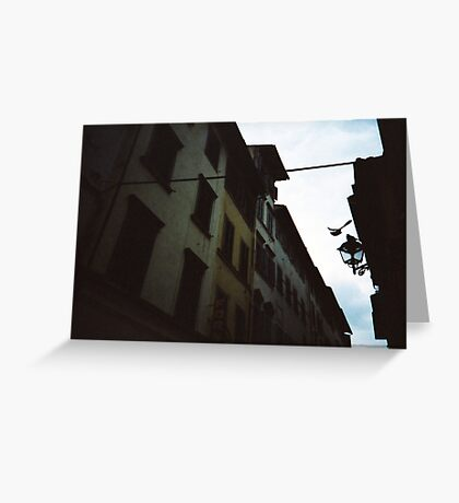 Fly Florence Fly Greeting Card