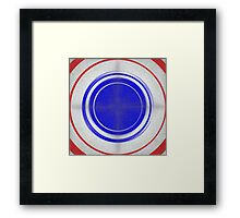Bullseye Framed Print