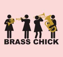 Brass Chick by FrenchHornGirl
