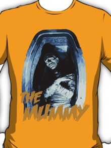 Blue Mummy T-Shirt