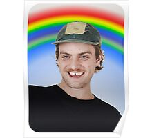Rainbow Mac Demarco Poster