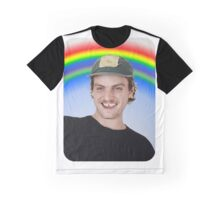 Rainbow Mac Demarco Graphic T-Shirt