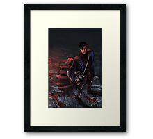 John Harrison Framed Print