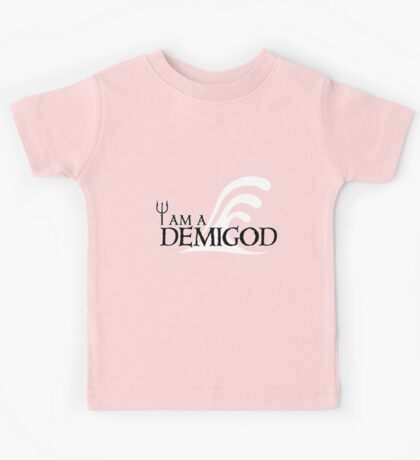 I Am A Demigod Kids Tee