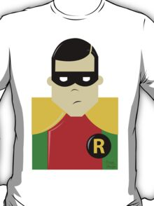 Robin (Batman Co Partner) T-Shirt