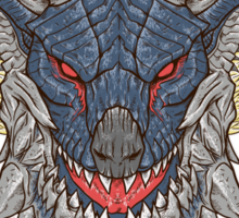 Hunting Club: Stygian Zinogre Sticker
