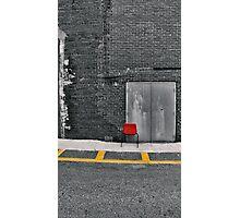 Go Sit in the Corner Photographic Print