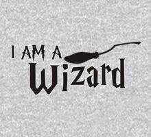 I Am A Wizard Kids Tee