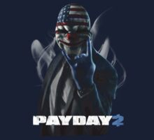Payday 2 face mask by beukenoot666