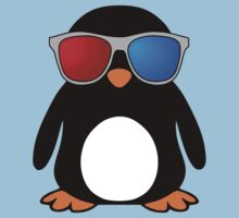 Swaggy Penguin One Piece - Short Sleeve