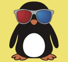 Swaggy Penguin Kids Clothes