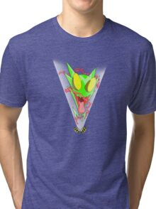 Trapball Tri-blend T-Shirt