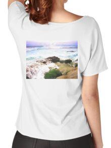 """Cala Sirena para """"Los peces del Mar de un Ángel"""" Women's Relaxed Fit T-Shirt"""