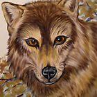 Wolf by WildestArt