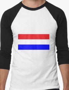 Champion of Britain Men's Baseball ¾ T-Shirt