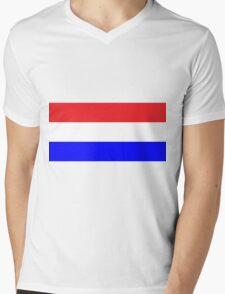 Champion of Britain Mens V-Neck T-Shirt
