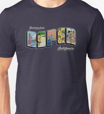 Aspen or Bust Unisex T-Shirt