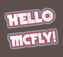 Hello McFly! by FANATEE