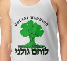 Golani Brigade Logo Tank Top