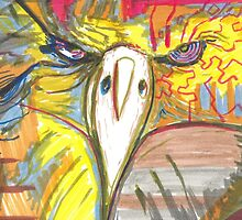 Eagle by Asher Davidson