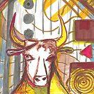 Bull by Asher Davidson