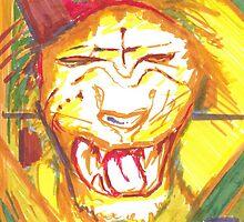 Lion by Asher Davidson