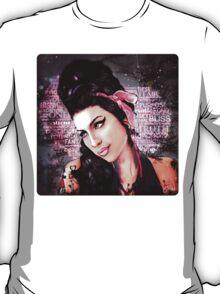Amy Winehouse  T-Shirt