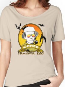 Panama Red - Hunter S Thompson Women's Relaxed Fit T-Shirt