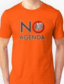No Agenda - Logo T's, Hoodies, & Tank Tops - The No Agenda Show Unisex T-Shirt