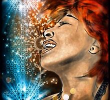 Tina Turner  by themighty