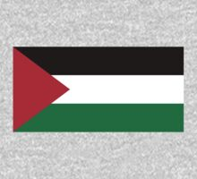 Palestine Flag by cadellin