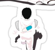 Akira Tee Sticker