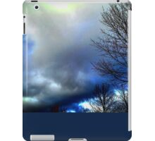 Ominous Clouds iPad Case/Skin