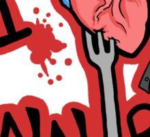 I 'Heart' Hannibal Sticker