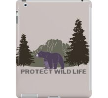 Wild Life iPad Case/Skin