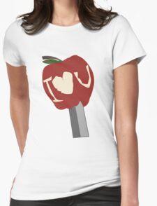 I lOve U Womens Fitted T-Shirt