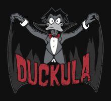 Count Duckula by Rebekie Bennington