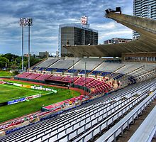 Al Lang Stadium by Travis Childs