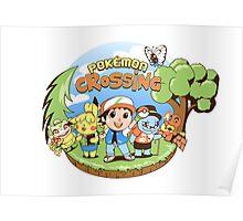 Pokémon Crossing Poster