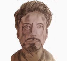 Robert Downey Jr. Drawing Unisex T-Shirt