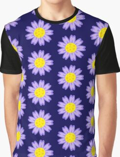 Cute cartoon flower Graphic T-Shirt