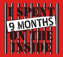 I SPENT 9 MONTHS ON THE INSIDE by Shannondean1981