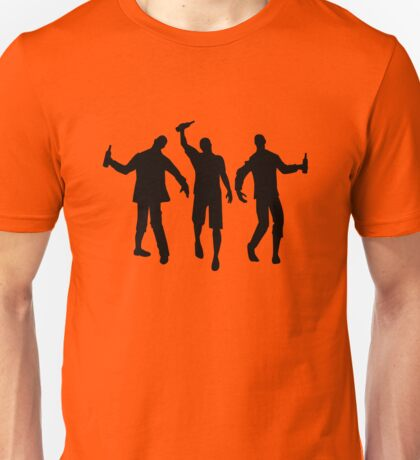 Drunken Zombies Unisex T-Shirt