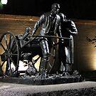 Handcart Pioneer Monument by Jan  Tribe