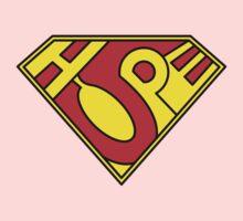 Hope - It's not an S Kids Tee